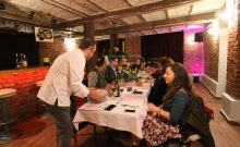pop up dinner restoran